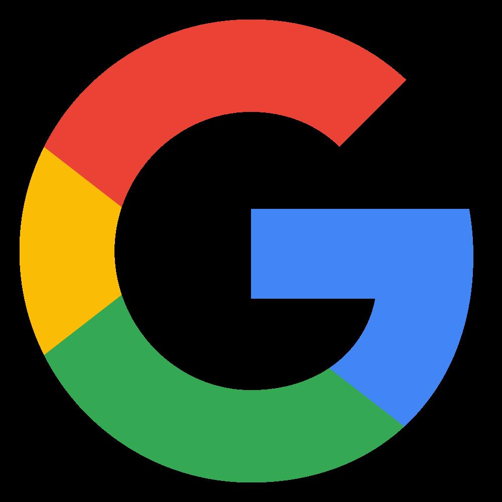Google Logo Favicon